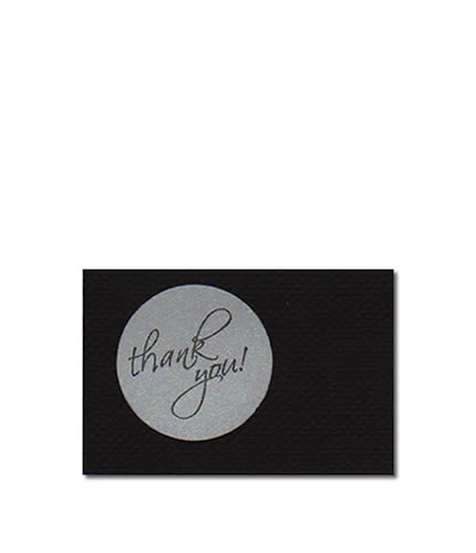 Ring Box Thank You Note